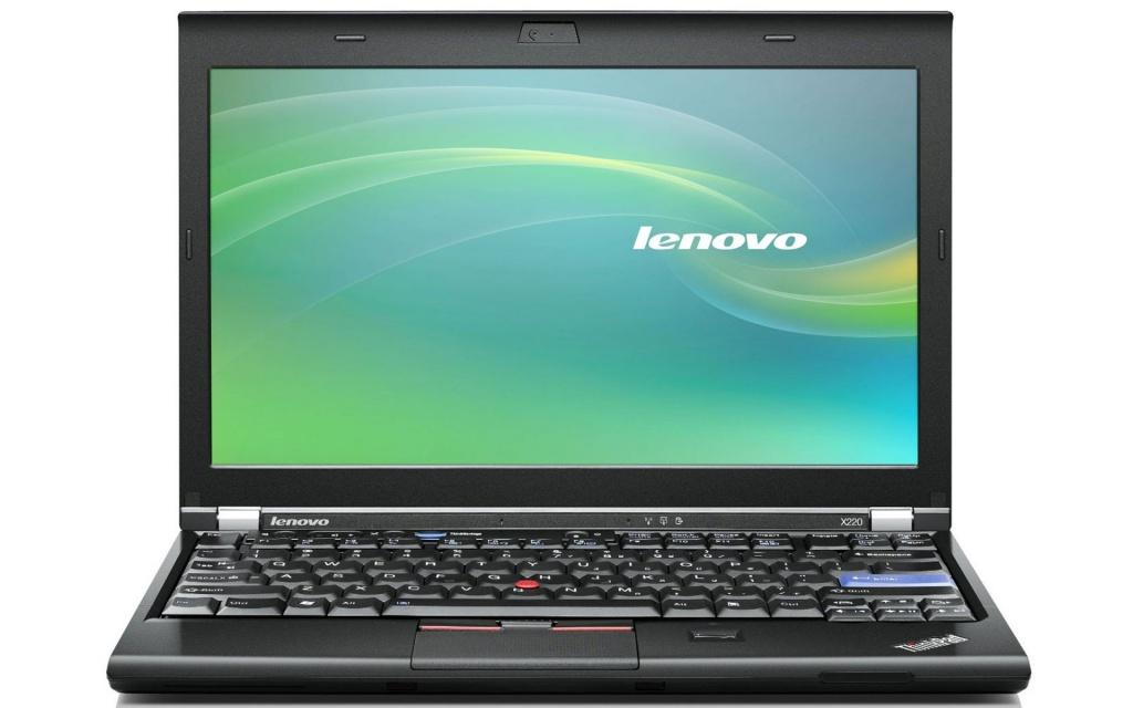 Výsledek obrázku pro Lenovo ThinkPad X220