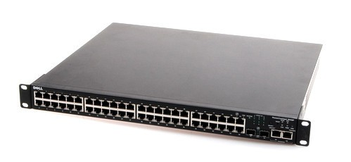 DELL PowerConnect 3448 48-Ports Fast Ethernet Switch Dell P/N: 0K0670