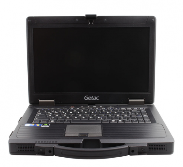 "Getac S400 Intel Core i5-520M 2.4GHz 4GB 320GB 14""(35.6cm)HD (1366x768) DVD-RW (1)"