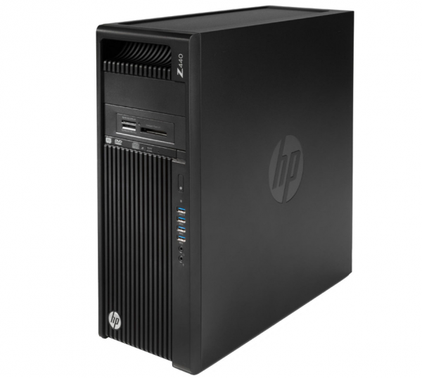 HP Workstation Z440 Intel Xeon E5-1650v3 , 32GB RAM , 512GB SSD , Quadro K4000 (1)