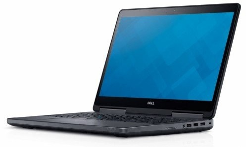 Dell Precision 7510, Intel QUAD i7-6820HQ - 2.7GHz, 32GB, 1TB HDD, Quadro M2000M, W10 Pro (1)