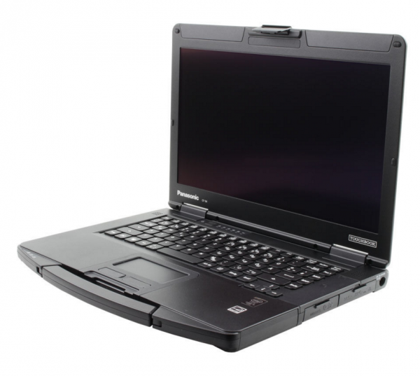 "Panasonic Toughbook CF-54 MK2 14"", i5-6300U - 2.4GHz, 8GB, 512GB SSD, 4G, W10 Pro"