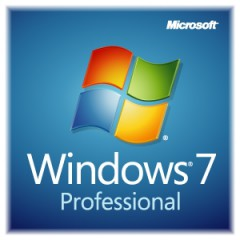 Microsoft Windows 7 Professional 64 bit CZ SP1 Druhotný software
