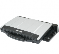 Panasonic Toughbook CF-53 Intel Core i5 3320M 8 GB RAM 256GB SSD HDMI RS-232 + Dokovací stanice