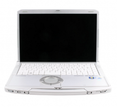 Panasonic Toughbook CF-F9 MK2 i5-520M, 4GB, 320GB HDD, 3G MODEM, 14,1