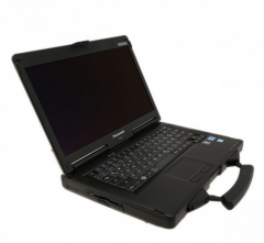 Panasonic Toughbook CF-53 MK1 Intel Core i5 2520M 2,5GHz 4 GB RAM 320GB HDD Win 7 RS-232