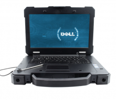 DELL Latitude 14 Rugged Extreme 7404 I7 Intel Core i7-4650U,1.7GHz, 8GB, 512GB SSD, Nvidia,14 palců, W8.1 Pro