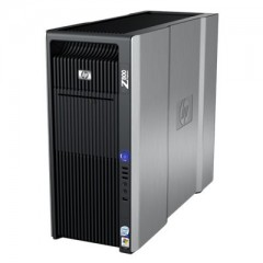 HP Z800 Workstation 2x Xeon X5670 RAM 96GB 512GB SSD +2TB HDD, Quadro 4000