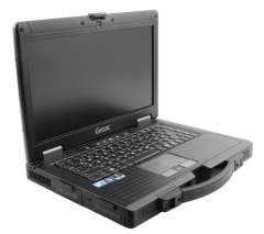 "Getac S400 Intel Core i5-520M 2.4GHz 4GB 320GB 14""(35.6cm)HD (1366x768) DVD-RW (3)"