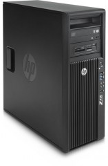 HP  WorkStation Z420 Intel Xeon E5-1620, 16 GB RAM, 256GB SSD + 500GB, Nvidia Quadro 2000