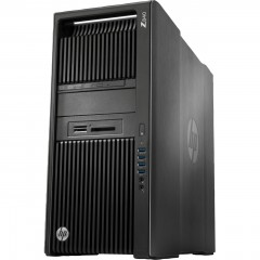 HP Z840 Workstation Intel Xeon 2xE5-2667, RAM 128GB, Quadro K6000 SSD 256 GB+3TB HDD, W10 Pro