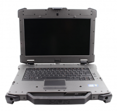 Dell E6420 XFR (Rugged) 14-Touch, i7-2640M 2.80 GHz, 8GB, 256GB SSD, Quadro NVS4200M, Win7 Pro