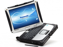 "Panasonic Toughbook CF-19 MK3 Intel Core2Duo SU9300,1.2GHz, 4GB, 500GB, Win7 10.4"" Dotykový"
