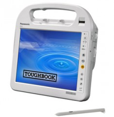 "Tablet-PC Panasonic Toughbook CF-H1 Health A třída , 1 GB 80 GB 1.86 GHz 10.4"" DualTouch"