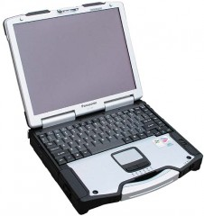 Panasonic Toughbook CF-29 MK3 Intel Pentium,1.4GHz,1GB, 60GB,RS-232, Paraller port, Win XP