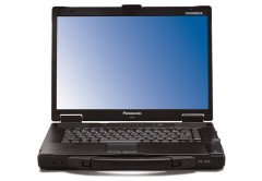 Panasonic Toughbook CF-52 MK5 15, i5-3360M, 8GB, 256GB SSD, Radeon HD7750M, W7 Pro