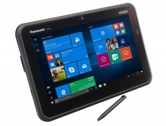 Panasonic Toughpad FZ-Q2 MK1 Intel Core m5-6Y57,2,8GHz,4GB,128GB SSD,Win 10 Pro