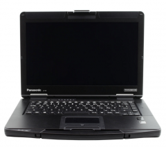 Panasonic Toughbook CF-54 MK3 Intel Core i5-7300U - 2.6GHz, 16GB, 512GB SSD, Win 10 Pro