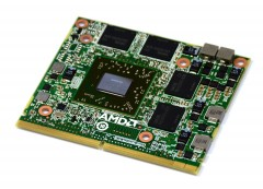 DELL 03YF07 FirePro M4000 1GB GDDR5 256-bit Mobile Graphic Card