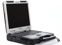Panasonic ToughBook CF-31 MK2 i5-2520M 2.5GHz, 8GB, 500GB, W7 Pro