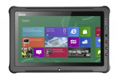 Getac F110 Fully Rugged Tablet Core i5-2,6 GHz, 1.9GHz, 4GB, 128GB SSD, 4G, W10 Pro