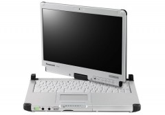 "Panasonic Toughbook CF-C2 Intel Core i5-3427U 1,8Ghz 8GB 256GB SSD 12.5"" Touch Win 8"