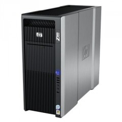 HP Z800 Workstation 2x Xeon X5675, 48GB RAM, 256GB SSD, Quadro K200, W7 Pro