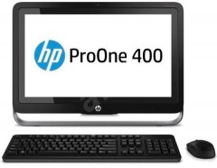 HP Pro One 400 All in One 23, Intel I5-4590T, 4GB, 500GB, W10 Pro