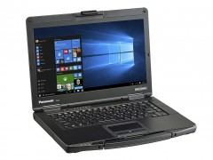 Panasonic Toughbook CF-54 MK3 Entry 14, Intel Core i5-7300U - 2.3GHz, 4GB, 500GB, RJ-45, DVD, W10 Pro