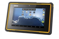 Getac Z710 7 palců, Fully Rugged Tablet, OMAP 4430, 1 GHz, 1GB, 16GB, Android