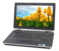 Notebook Dell Latitude E6330 13,3´,i3 3110M 2,4 GHz, 4 GB, 320GB HDD, DVD-R, W7 PRO