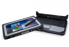 "Panasonic Toughbook CF-20 MK1,Intel Core M5-6Y57 2,8Ghz 8GB 256GB SSD ""DEMO"" (3)"