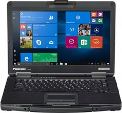 "Panasonic Toughbook CF-54 MK2 14"" Touch, i5-6300U - 2.4GHz, 8GB, 256GB SSD, 4G, W10 Pro"