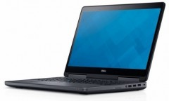 Dell Precision 7510 15,6, i7-6820HQ  - 2,7GHz, 8GB, 256GB SSD, Quadro M2000M, W10 Pro